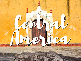Where to travel in Central America